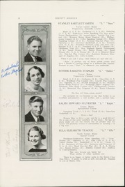 Page 14, 1937 Edition, Leavitt Area High School - Angelus Yearbook (Turner, ME) online yearbook collection