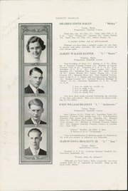 Page 8, 1937 Edition, Leavitt Area High School - Angelus Yearbook (Turner, ME) online yearbook collection