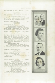 Page 11, 1940 Edition, Leavitt Area High School - Angelus Yearbook (Turner, ME) online yearbook collection