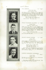Page 12, 1940 Edition, Leavitt Area High School - Angelus Yearbook (Turner, ME) online yearbook collection