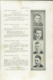 Page 13, 1940 Edition, Leavitt Area High School - Angelus Yearbook (Turner, ME) online yearbook collection