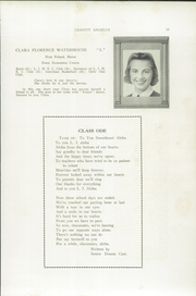 Page 15, 1940 Edition, Leavitt Area High School - Angelus Yearbook (Turner, ME) online yearbook collection