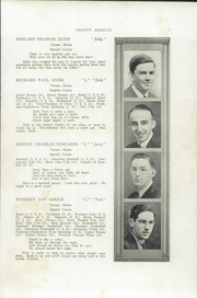 Page 9, 1940 Edition, Leavitt Area High School - Angelus Yearbook (Turner, ME) online yearbook collection