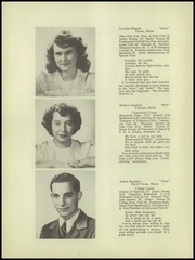 Page 6, 1949 Edition, Leavitt Area High School - Angelus Yearbook (Turner, ME) online yearbook collection