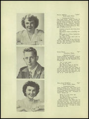 Page 8, 1949 Edition, Leavitt Area High School - Angelus Yearbook (Turner, ME) online yearbook collection