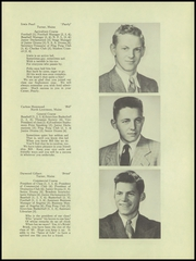 Page 9, 1949 Edition, Leavitt Area High School - Angelus Yearbook (Turner, ME) online yearbook collection