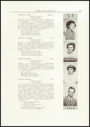Page 13, 1950 Edition, Leavitt Area High School - Angelus Yearbook (Turner, ME) online yearbook collection