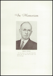 Page 6, 1950 Edition, Leavitt Area High School - Angelus Yearbook (Turner, ME) online yearbook collection