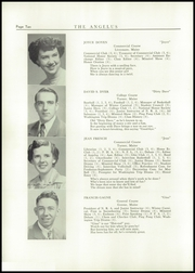 Page 12, 1951 Edition, Leavitt Area High School - Angelus Yearbook (Turner, ME) online yearbook collection