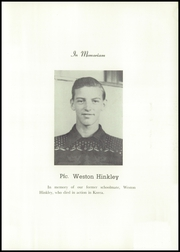 Page 7, 1951 Edition, Leavitt Area High School - Angelus Yearbook (Turner, ME) online yearbook collection