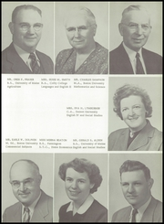 Page 13, 1955 Edition, Leavitt Area High School - Angelus Yearbook (Turner, ME) online yearbook collection