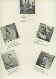 Page 10, 1954 Edition, Orono High School - Crimson Crier Yearbook (Orono, ME) online yearbook collection