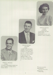 Page 15, 1954 Edition, Orono High School - Crimson Crier Yearbook (Orono, ME) online yearbook collection