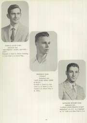 Page 16, 1954 Edition, Orono High School - Crimson Crier Yearbook (Orono, ME) online yearbook collection