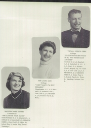 Page 17, 1954 Edition, Orono High School - Crimson Crier Yearbook (Orono, ME) online yearbook collection