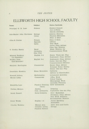Page 10, 1946 Edition, Ellsworth High School - Jester Yearbook (Ellsworth, ME) online yearbook collection