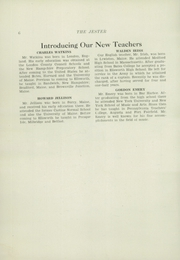 Page 8, 1946 Edition, Ellsworth High School - Jester Yearbook (Ellsworth, ME) online yearbook collection
