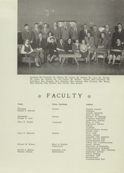 Page 11, 1953 Edition, Ellsworth High School - Jester Yearbook (Ellsworth, ME) online yearbook collection