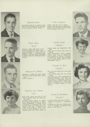 Page 16, 1953 Edition, Ellsworth High School - Jester Yearbook (Ellsworth, ME) online yearbook collection
