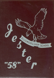 1958 Edition, Ellsworth High School - Jester Yearbook (Ellsworth, ME)