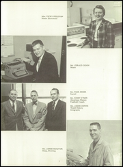 Page 11, 1959 Edition, Ellsworth High School - Jester Yearbook (Ellsworth, ME) online yearbook collection