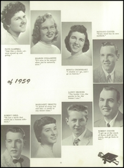 Page 15, 1959 Edition, Ellsworth High School - Jester Yearbook (Ellsworth, ME) online yearbook collection