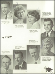 Page 17, 1959 Edition, Ellsworth High School - Jester Yearbook (Ellsworth, ME) online yearbook collection