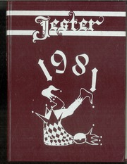 1981 Edition, Ellsworth High School - Jester Yearbook (Ellsworth, ME)
