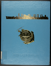 Page 1, 1981 Edition, Caloosahatchee (AO 98) - Naval Cruise Book online yearbook collection