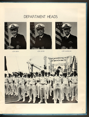 Page 11, 1981 Edition, Caloosahatchee (AO 98) - Naval Cruise Book online yearbook collection