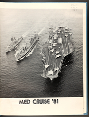 Page 5, 1981 Edition, Caloosahatchee (AO 98) - Naval Cruise Book online yearbook collection