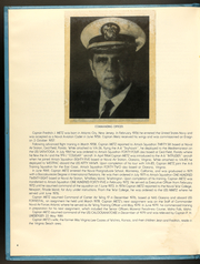 Page 8, 1981 Edition, Caloosahatchee (AO 98) - Naval Cruise Book online yearbook collection