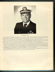 Page 9, 1981 Edition, Caloosahatchee (AO 98) - Naval Cruise Book online yearbook collection