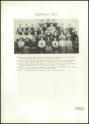 Page 10, 1950 Edition, Greely High School - Shield Yearbook (Cumberland Center, ME) online yearbook collection