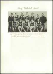 Page 16, 1950 Edition, Greely High School - Shield Yearbook (Cumberland Center, ME) online yearbook collection