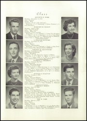 Page 7, 1950 Edition, Greely High School - Shield Yearbook (Cumberland Center, ME) online yearbook collection
