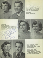 Page 12, 1953 Edition, Greely High School - Shield Yearbook (Cumberland Center, ME) online yearbook collection