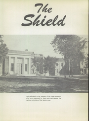 Page 7, 1953 Edition, Greely High School - Shield Yearbook (Cumberland Center, ME) online yearbook collection