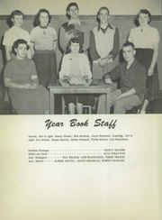 Page 8, 1953 Edition, Greely High School - Shield Yearbook (Cumberland Center, ME) online yearbook collection