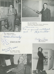 Page 10, 1954 Edition, Greely High School - Shield Yearbook (Cumberland Center, ME) online yearbook collection