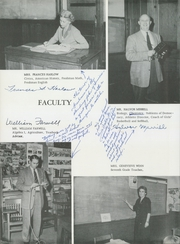 Page 12, 1954 Edition, Greely High School - Shield Yearbook (Cumberland Center, ME) online yearbook collection