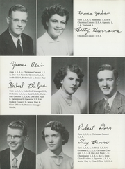 Page 14, 1954 Edition, Greely High School - Shield Yearbook (Cumberland Center, ME) online yearbook collection
