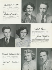 Page 15, 1954 Edition, Greely High School - Shield Yearbook (Cumberland Center, ME) online yearbook collection