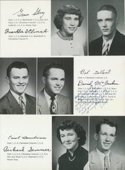 Page 17, 1954 Edition, Greely High School - Shield Yearbook (Cumberland Center, ME) online yearbook collection