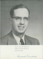 Page 7, 1954 Edition, Greely High School - Shield Yearbook (Cumberland Center, ME) online yearbook collection