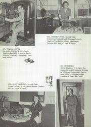 Page 10, 1955 Edition, Greely High School - Shield Yearbook (Cumberland Center, ME) online yearbook collection