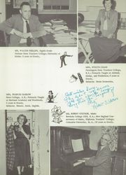 Page 11, 1955 Edition, Greely High School - Shield Yearbook (Cumberland Center, ME) online yearbook collection