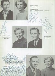 Page 16, 1955 Edition, Greely High School - Shield Yearbook (Cumberland Center, ME) online yearbook collection