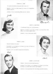 Page 17, 1957 Edition, Greely High School - Shield Yearbook (Cumberland Center, ME) online yearbook collection