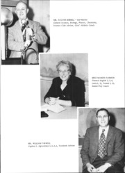 Page 9, 1957 Edition, Greely High School - Shield Yearbook (Cumberland Center, ME) online yearbook collection